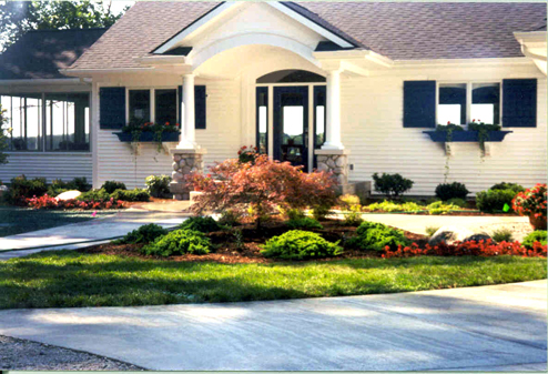 Kloosterman Landscaping Caledonia MI